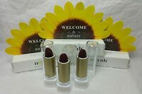 Lot Of 3 Noyah Natural Lipstick Mini Deluxe Sample Sz In Currant News Ipsy