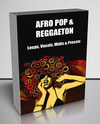 Afro Pop Reggaeton Samples Ebay