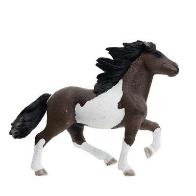 RETIRED *NEW* SCHLEICH 13707 Icelandic Pony Stallion Horse