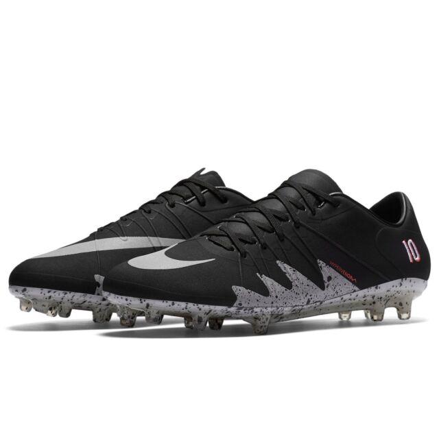quality design 7a4a7 3acfe Nike Men's 9 Hypervenom II Phinish NJR FG Neymar X Jordan Soccer Cleats  820122