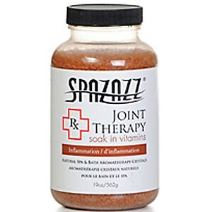 Crystal-Fragrances-19oz-Joint-Therapy-Spazazz-RX-Hot-tub-Spa-Aromatherapy-Spas