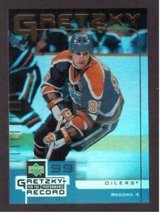 1999-2000-UPPER-DECK-McDONALDS-GRETZKY-4-FOR-THE-RECORD-PERFORMANCE