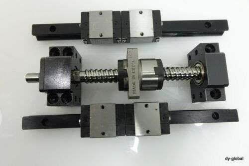 Actuator Unit Parts Used Ball Screw// LM Guide//Linear Bearing//CNC Z Axis Route