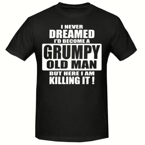 piccolo Padri giorno Scontroso SPACCANDO Men/'s T shirt 3xl divertente Novità Tee Shirt