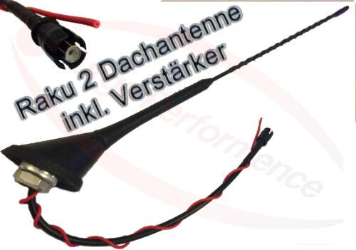Antennenfuss Raku 2 II antena FM//AM techo zócalo antena VW Passat top precio