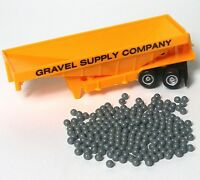 1981 Tyco Us-1 Slot Car Trucking Gravel Supply Trailer With Gravel 3925 Unused