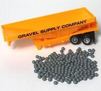 1981 Tyco Us-1 Slot Car Trucking Gravel Supply Trailer With Gravel 3925 Unused