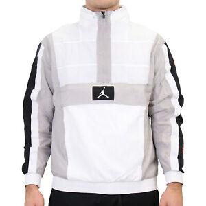 Details zu Nike Jordan Wings Windwear Jacke Windjacke Windbreaker Herren Weiß AV1834 101