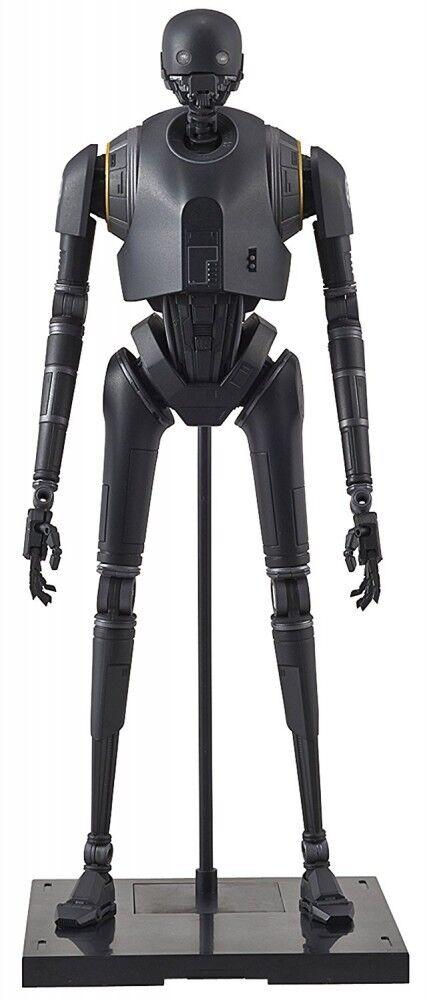 New Bandai Star Wars K-2SO 1 12 scale plastic model kit - Japan