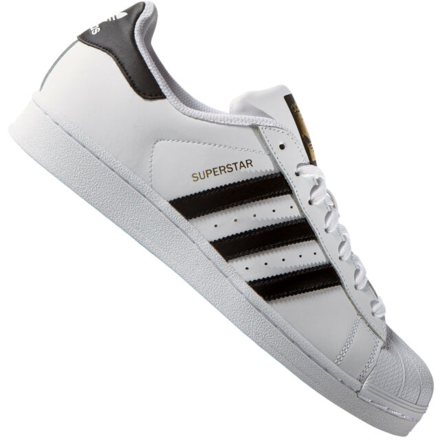 Top Hardware Adidas Superstar Herren Damen Leder Sneaker