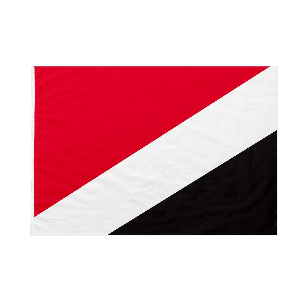 Bandiera da da da pennone Sealand 200x300cm ce5897