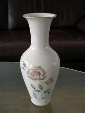 Große Vase Weiß White Blumenmuster Flowers Pattern Eschenbach Bavaria Germany