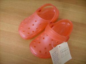 premium selection bab78 d6474 Dettagli su crocs ciabattine ciabatte mare piscina bambina bambino CHICCO  NR. 25