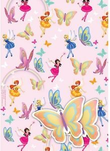 Gem Fairies wrapping paper  Gift Wrap 2 sheets 49cm x 70cm Fairy - Rhyl, United Kingdom - Gem Fairies wrapping paper  Gift Wrap 2 sheets 49cm x 70cm Fairy - Rhyl, United Kingdom