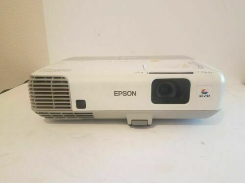 HDMI /& VGA Bundle Epson Powerlite 96W// H384A 3LCD Projector With Remote