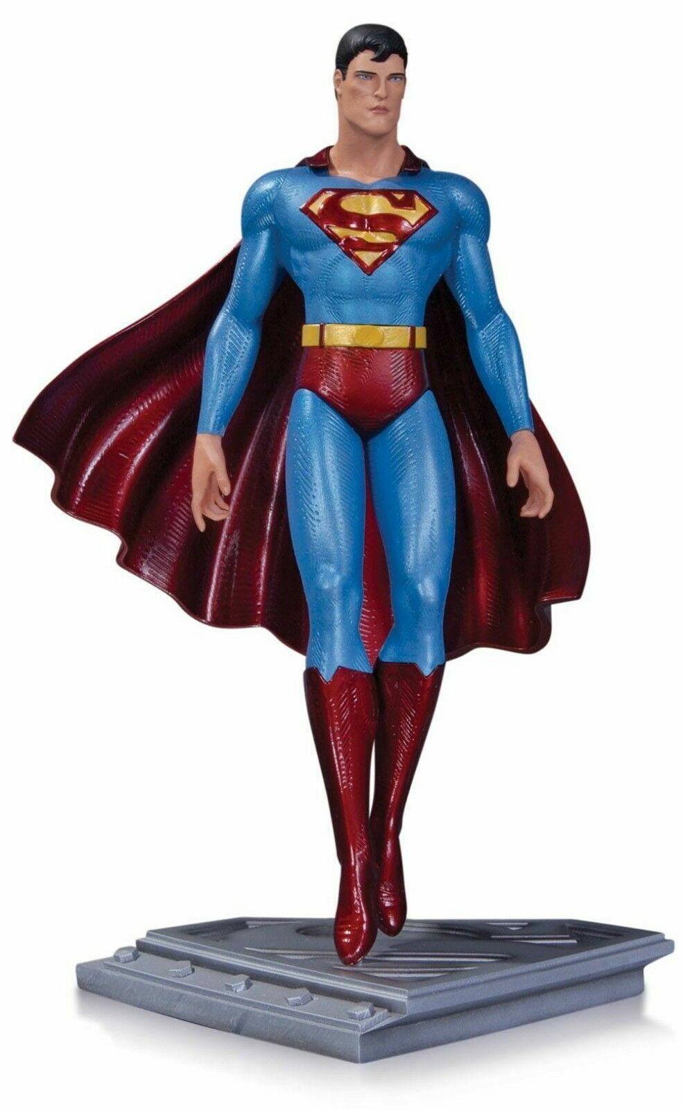 Man of Steel Superman by Moebius Harz Statuette Figur Statue - DC Collectibles