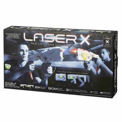 Laser X 88042 Morph Double Pack