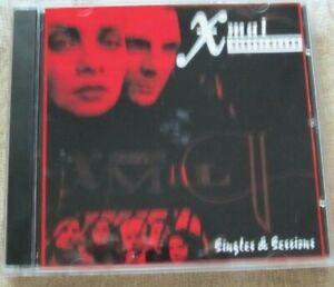 Xmal Deutschland Singles