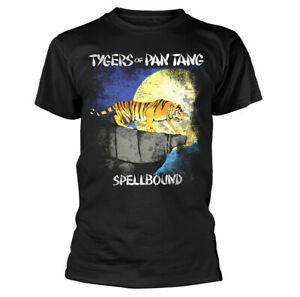 Tygers-Of-Pan-Tang-Spellbound-Shirt-S-XXL-Heavy-Metal-T-Shirt-NWOBHM-Official