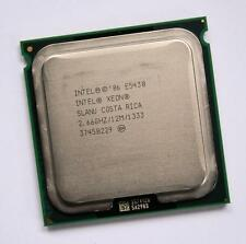 Intel Xeon E5430 (SLANU) Quad core 2.66GHz/12M/1333 Spina LGA771 processore CPU