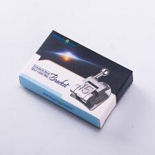 1pack Easyinsmile Dental Orthodontic Brackets Self Ligating Mini Metal Braces