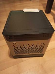 HP-Micro-Server-G8-G1610T-2-GB-ECC-RAM-ILO-Basic-35-W-TDP-Neuwertig
