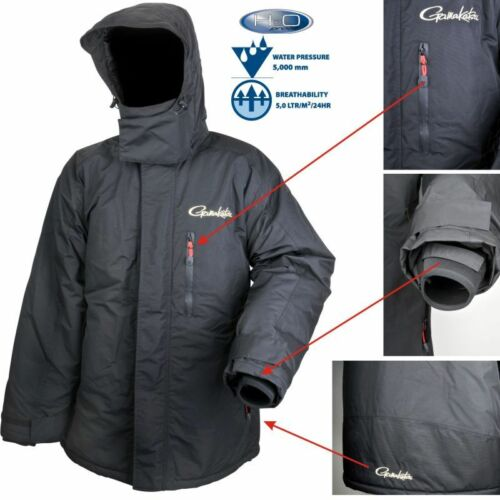 XXL Jacke 5000mm Wassersäule für Thermo Anzug Sha Gamakatsu Thermal Jacket Gr