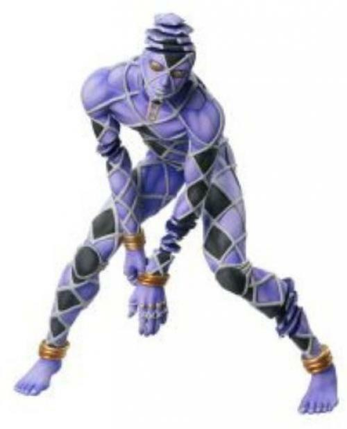 NEW Statue Legend  Jojo'S Bizarre Adventure  Part Iv Highway Star F S