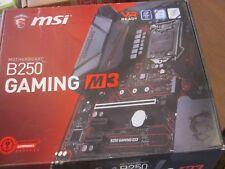 MSI {B250} GAMING M3  motherboard