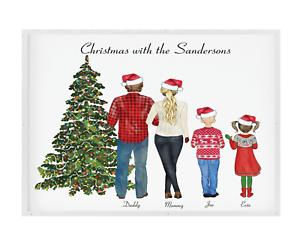Personalised-Family-Xmas-Print-Christmas-Decor-Family-Customised-Festive-Sign