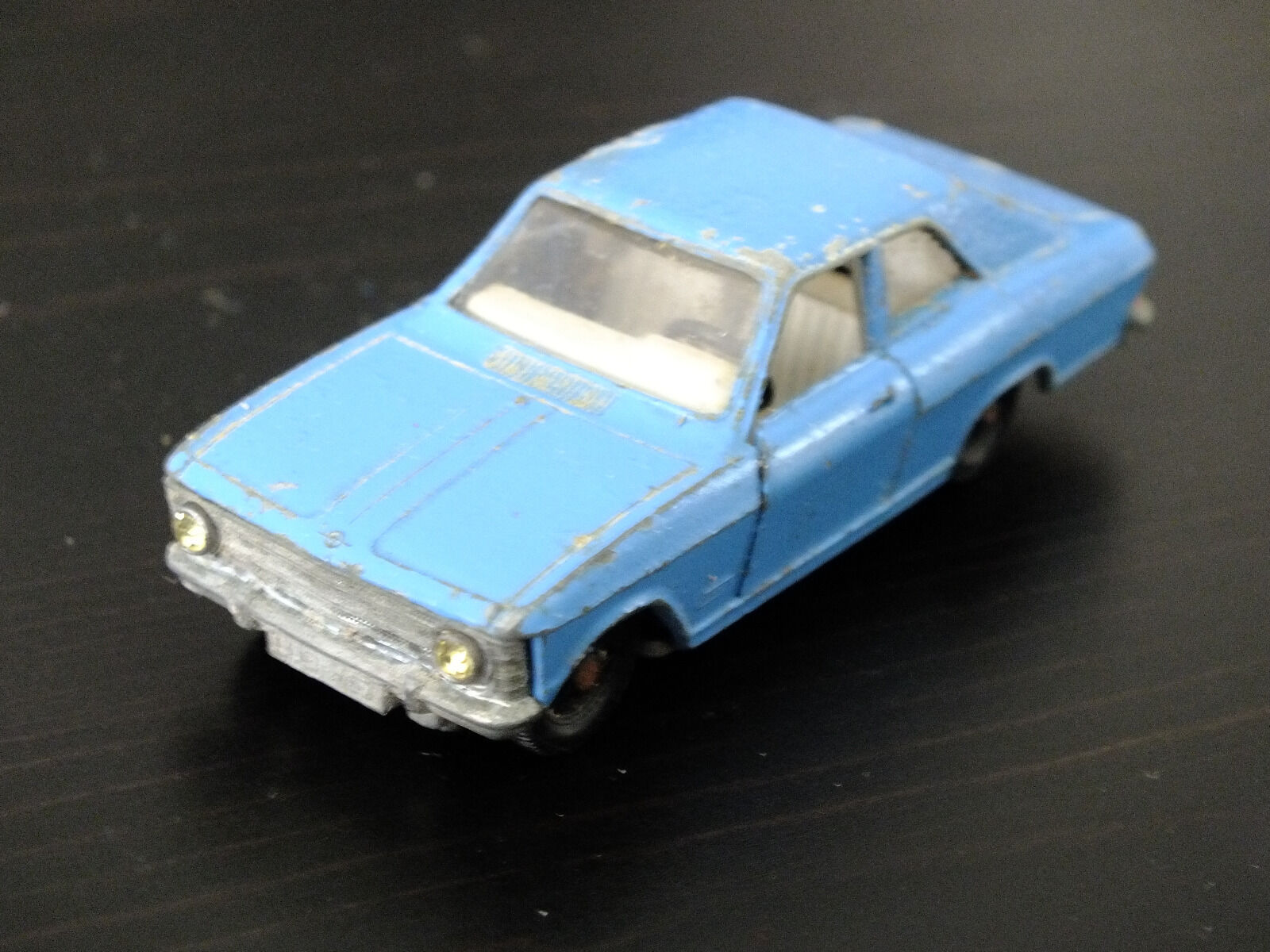Rarität  Siku V286 - Opel Olympia - himmelblau