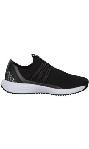 Under Armour Women/'s UA Breathe Lace Training Shoes Black White