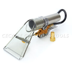 External Jet Upholstery Auto Detailing Carpet Cleaning Wand Hand