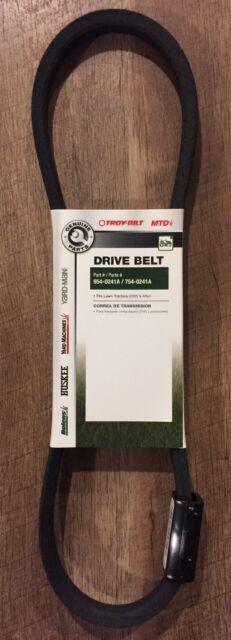 Drive Belt Rear-Wheel Riding Lawn Mowers Tractors Replacement 42 Inch  Troy-Bilt