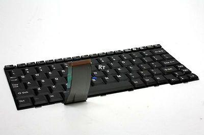 OEM Toshiba Portege M100 4005 Keyboard UE2025P12 P000367200 Tested