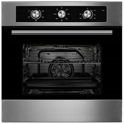 Cookology COF600SS | Unbranded Built-in Electric Single Stainless Steel Fan Oven