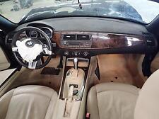 03 04 05 06 07 08 BMW Z4: Dash Panel *Bare* w/o Navigation System