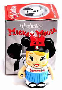 NEW Disney Mickey Mouse Club Vinylmation Mouseketeer Girl COLOR Variant Figure