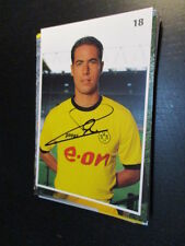 59166 Lars Ricken Borussia Dortmund DFB original signierte Autogrammkarte