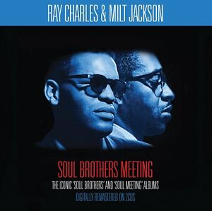 Ray Charles & Milt Jackson - Soul Brothers Meeting 2CD NEW/SEALED
