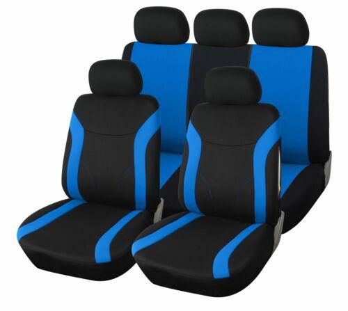 Sitzbezüge Universal Set Auto Sitzbezug für Vorne Hinten Pkw Schonbezug