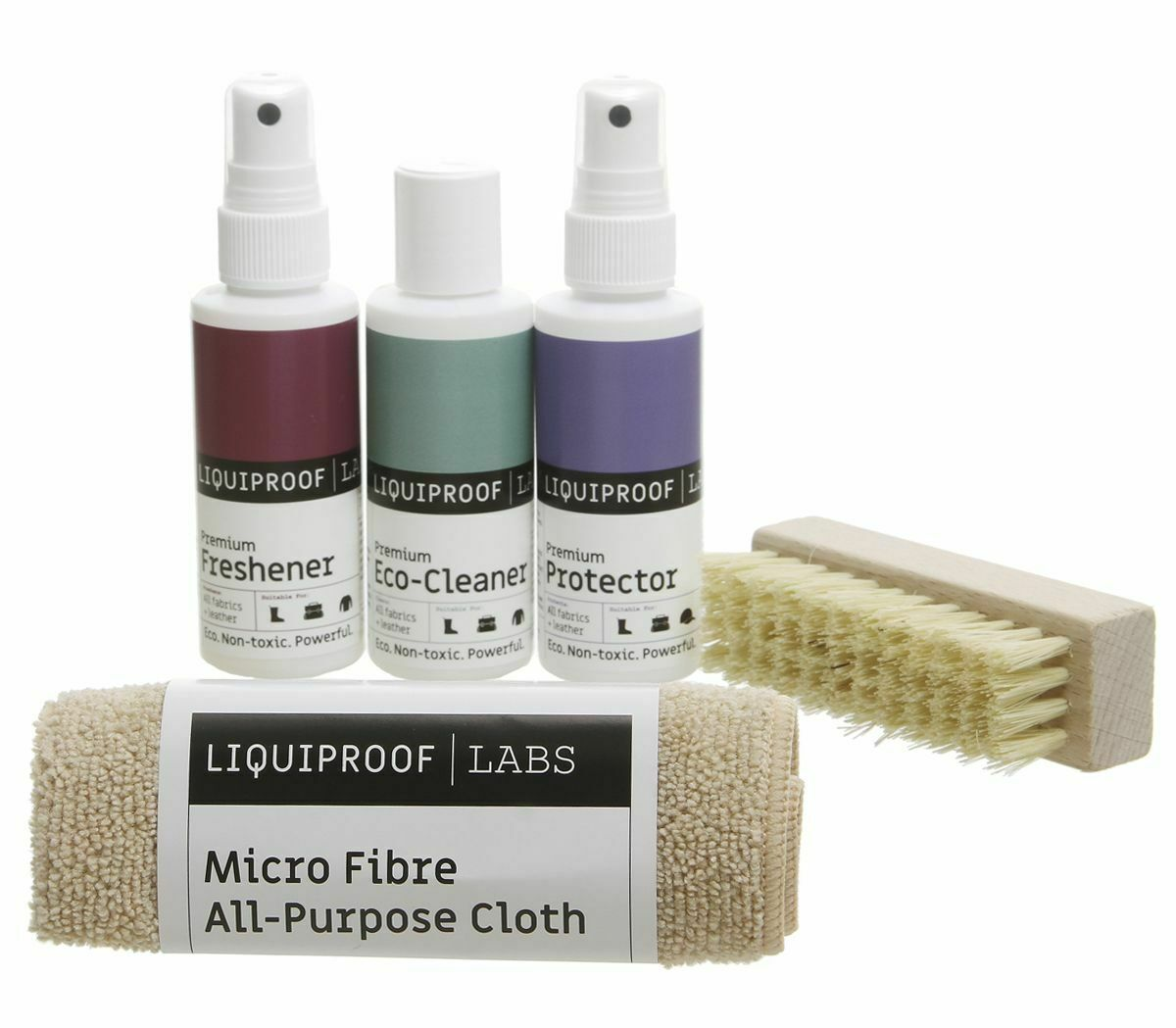 Accessories Liquiproof Labs Liquiproof Complete Starter Kit Natural Accessories