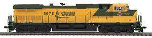 MTH 80-2296-1 Chicago North Western Dash-9 Diesel Engine w/Proto-Sound 3.0 8676
