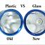 Glass Lens LED Conversion Kit for Maglite Flashlights 370 Lumen Cree XHP35HI