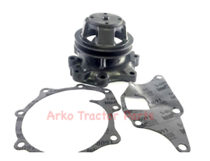 82845215 new water pump for ford tractor 230a 2310 4600. Black Bedroom Furniture Sets. Home Design Ideas