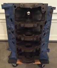 Boss 429 component engine: 429 SCJ block; KAASE heads, valve covers, intake PLUS