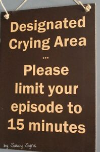 Designated-Crying-Area-Sign-Office-Wooden-Work-Sign