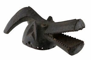 Mascara-Africana-Mambila-Suaga-Due-O-Bor-33cm-Arte-Primer-Primitivo-16872