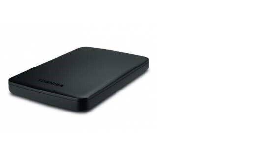 "Toshiba Canvio Basics HDD Esterno 2TB 2.5"" USB 3.0 Nero"