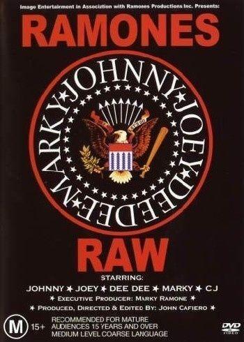 1 of 1 - Ramones - Raw (DVD, 2004)